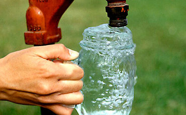 Скважина ввод воды