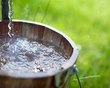 Ввод воды из колодца